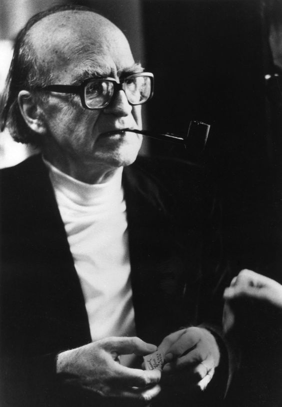 Mircea Eliade by silviutolu.com