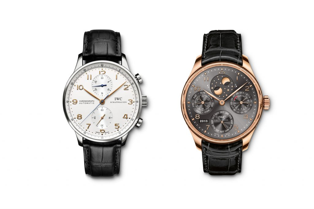 IWC Portugieser // statement watches by silviu tolu