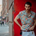 Silviu Tolu in Little Italy by Adrian Nina