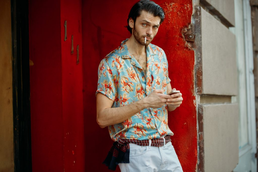 Silviu Tolu in The Little Italy Affair shot by Adrian Nina