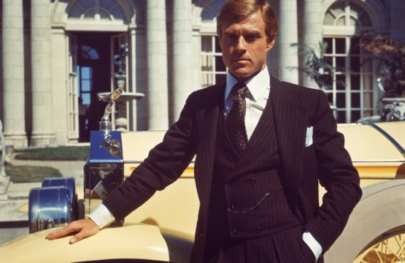 Robert Redford / Inspiration on silviutolu.com