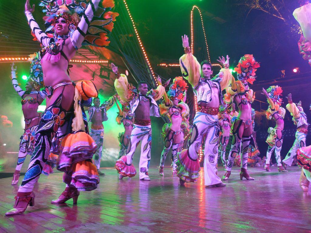Tropicana Cabaret (Havana, Cuba) by Silviu Tolu
