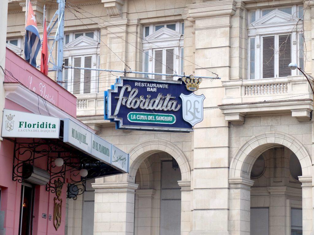 La Floridita/ Havana, Cuba by Silviu Tolu