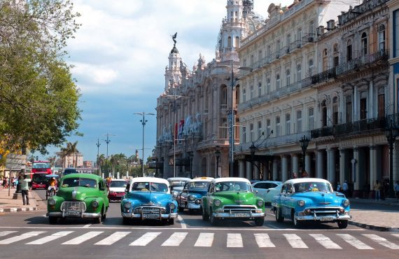 Cuba – the charming destination where time stood still