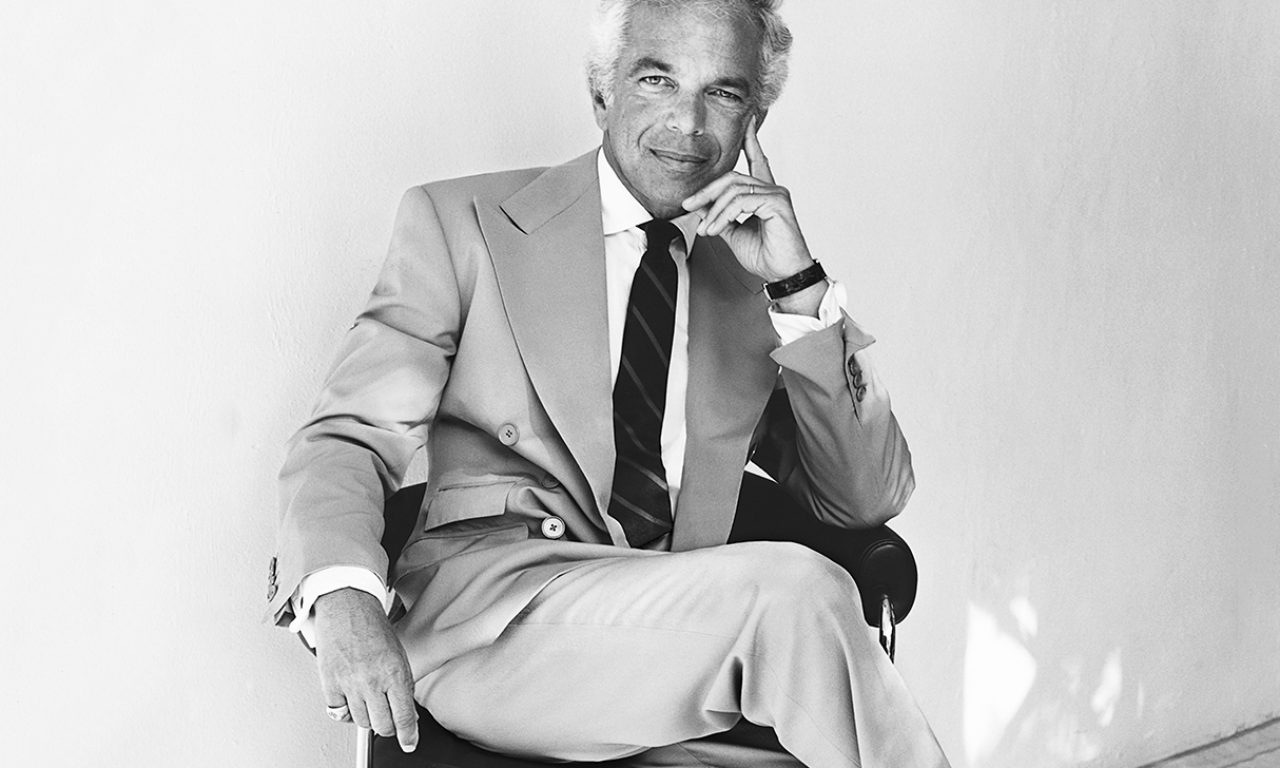 Ralph Lauren // Monday's Icons on silviutolu.com