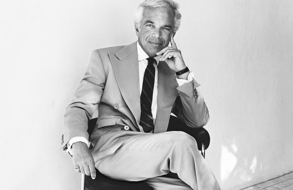 Ralph Lauren, the king of American timeless style – Monday's…