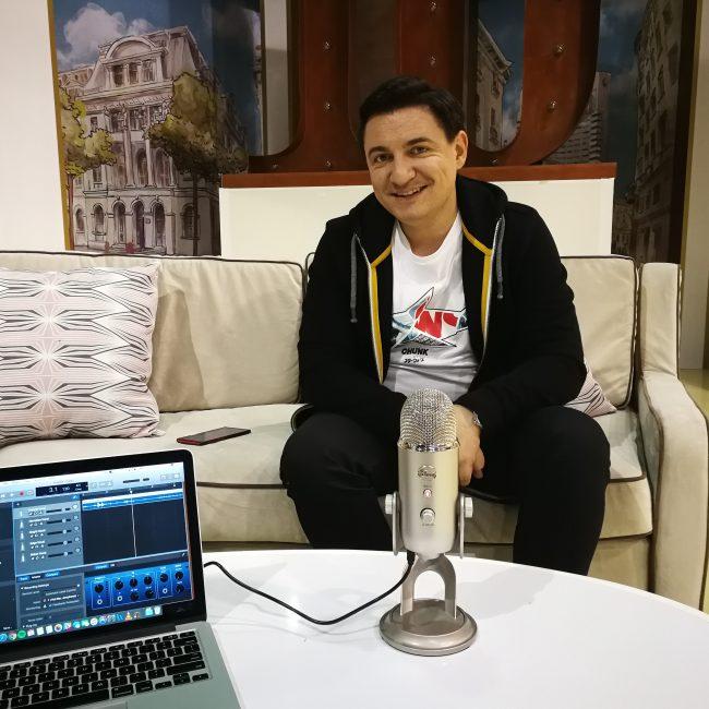 George Buhnici la Silviu Tolu Podcast Show
