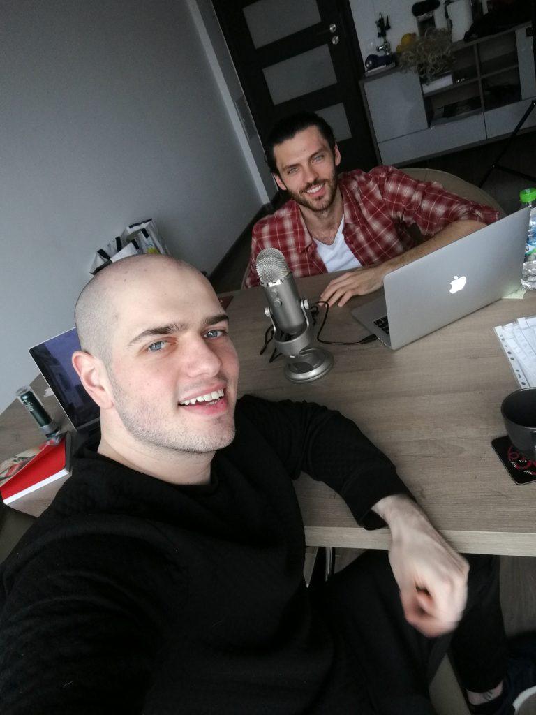 Matei Dima aka BRomania la Silviu Tolu Podcast Show