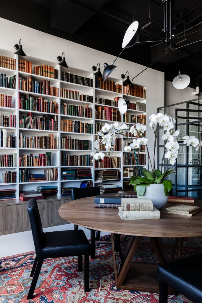 A book lover's dream by Busatti Studio, Au // silviutolu.com