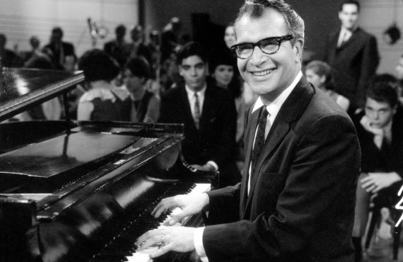 Dave Brubeck – an iconic jazz pianist & a man…