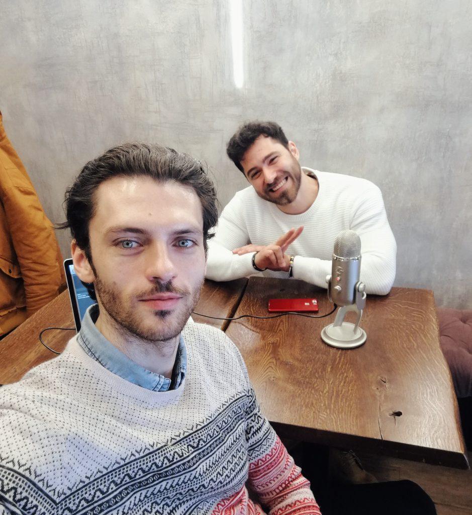 Anton Gabriel la Silviu Tolu Podcast Show