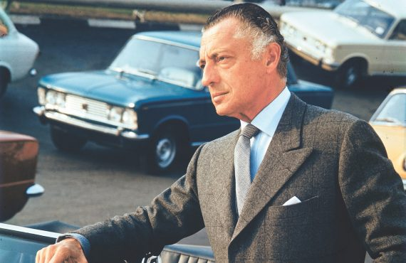Gianni Agnelli – the ultimate menswear icon – Monday's inspiration