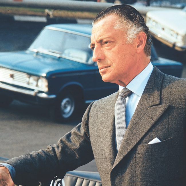 Gianni Agnelli / The ultimate menswear icon / by Silviu Tolu