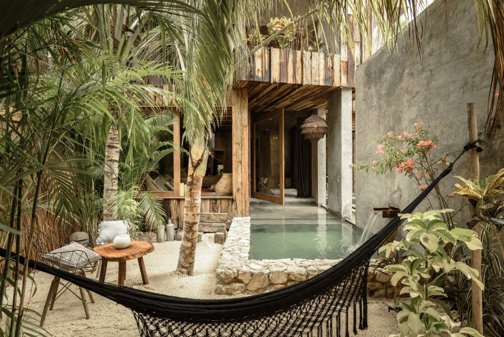 Be Tulum Hotel / Inspiration by Silviu Tolu