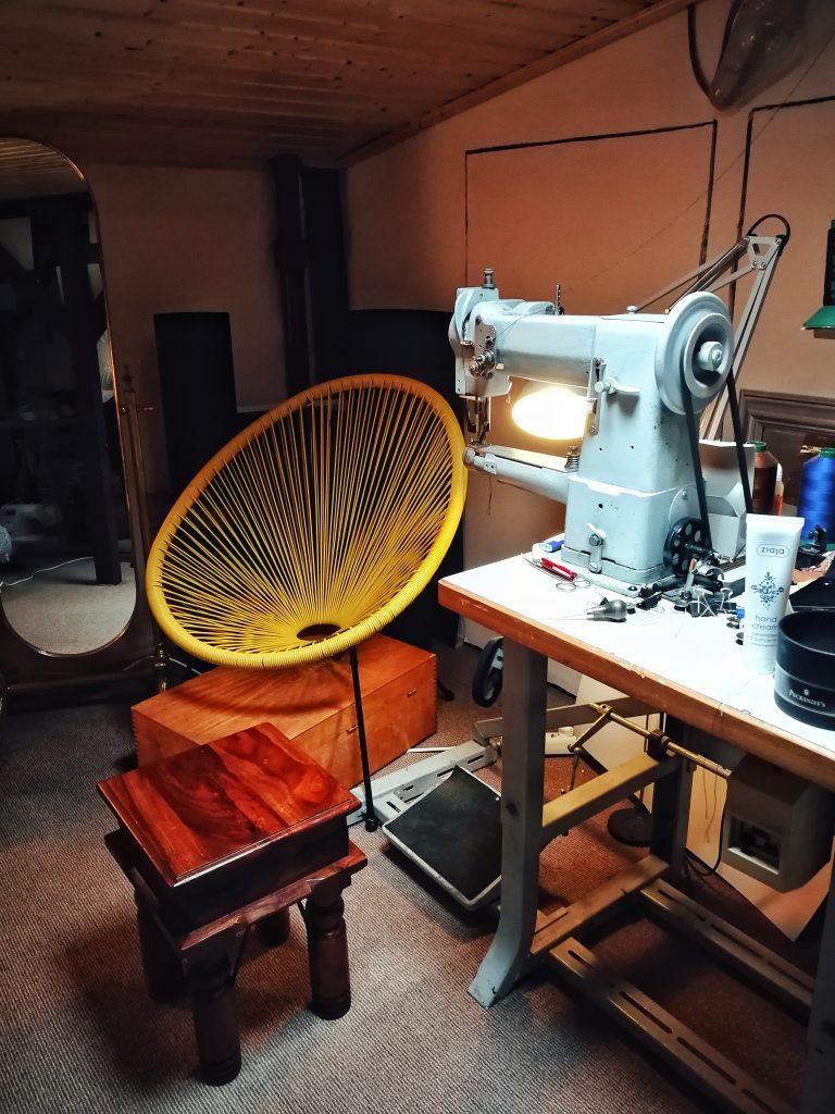 În studioul lui John Mota // silviutolu.com