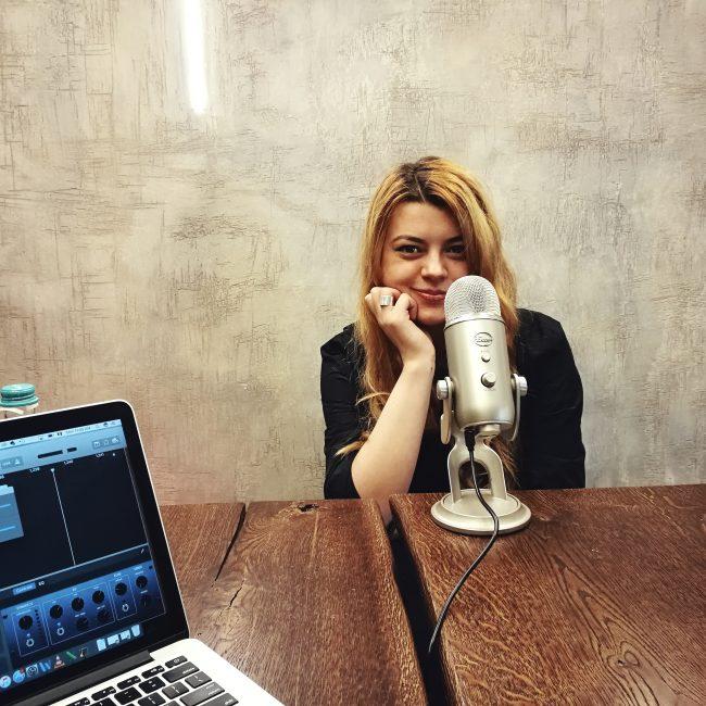 Sandra Bold @ Silviu Tolu Podcast Show