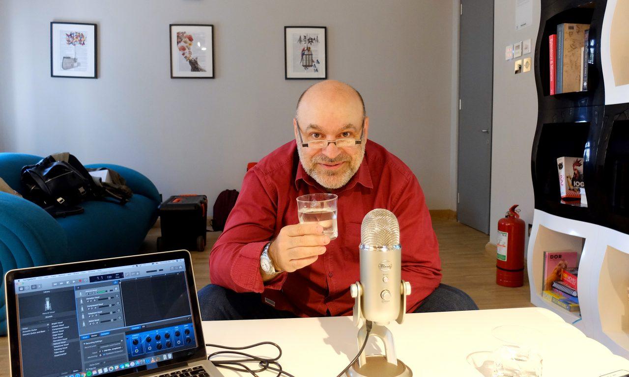 Avram Laurențiu Achim la Silviu Țolu Podcast Show