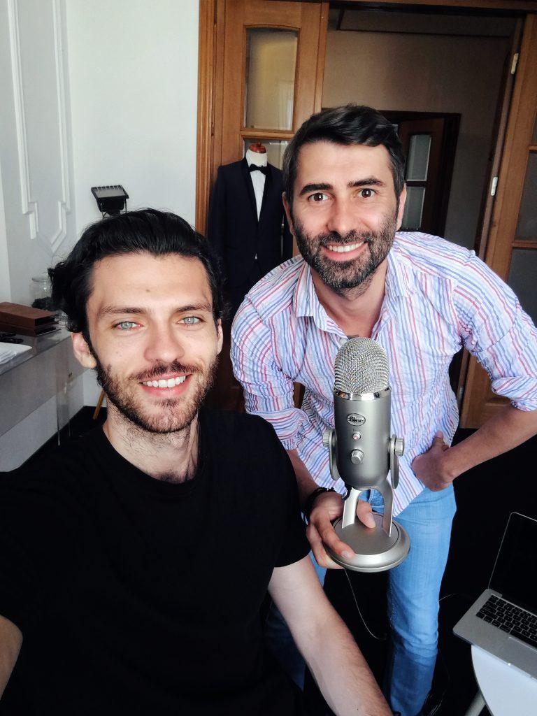 Răzvan Mercan și Silviu Țolu / Silviu Țolu Podcast Show / www.silviutolu.com