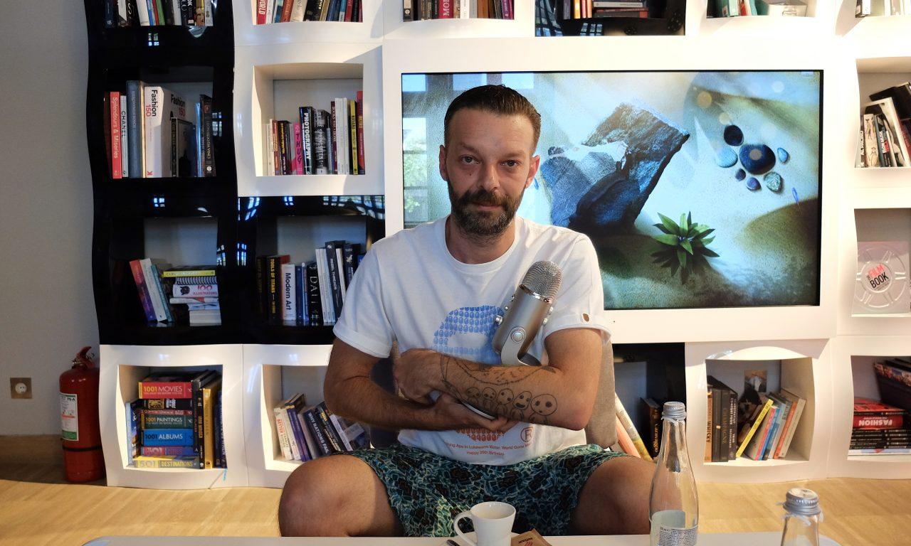 Hypno aka Bogdan Moldoveanu la Silviu Tolu Podcast Show