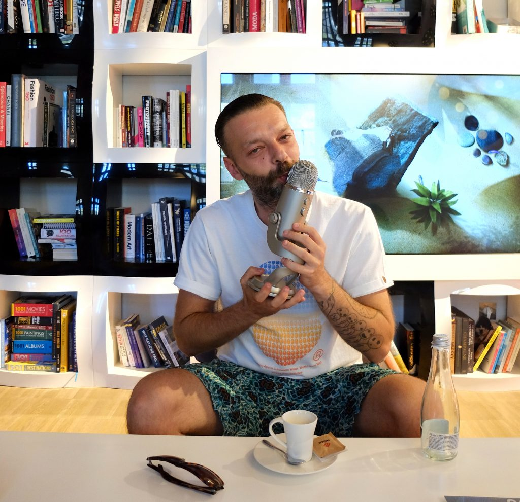 Hypno (Bogdan Moldoveanu) la Silviu Tolu Podcast Show