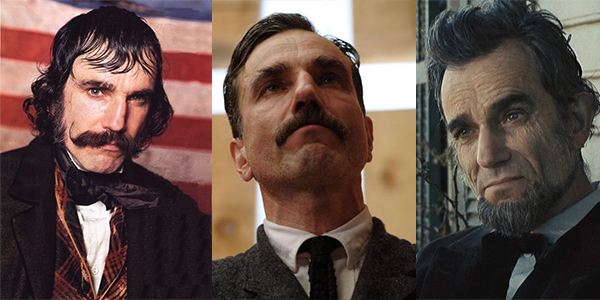 Daniel Day-Lewis / Stills from movies / Icons by Silviu Tolu
