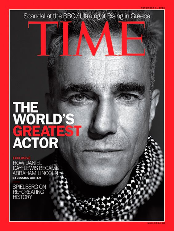 Daniel Day-Lewis / Icons on silviutolu.com