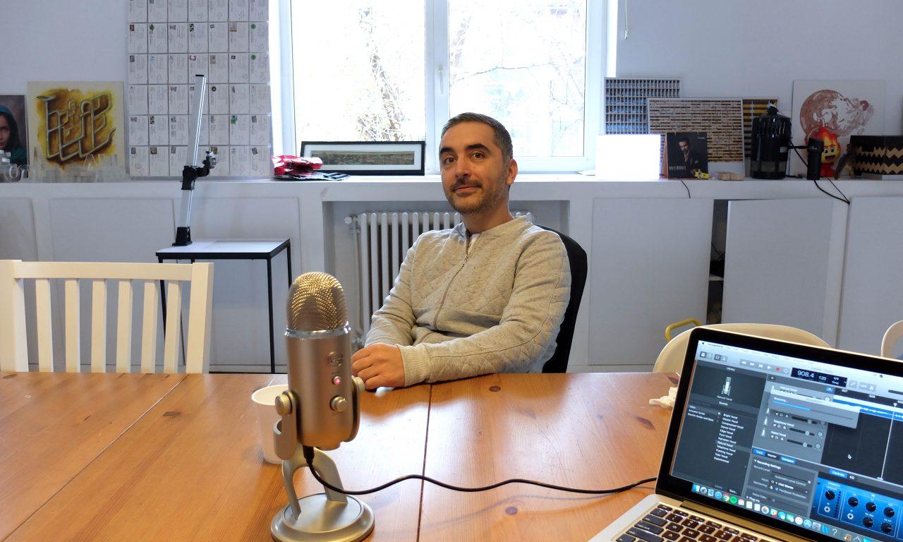 Alex Gâlmeanu la Silviu Țolu Podcast Show