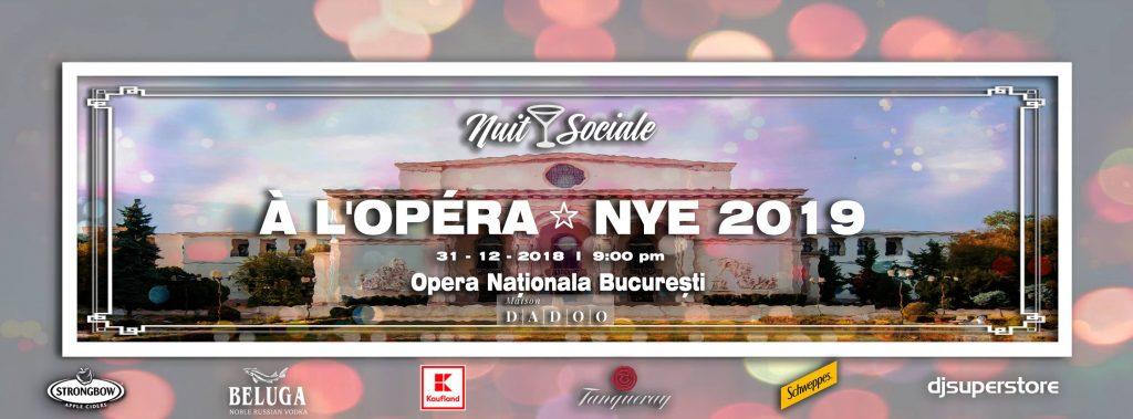 Nuit Sociale NYE Opera