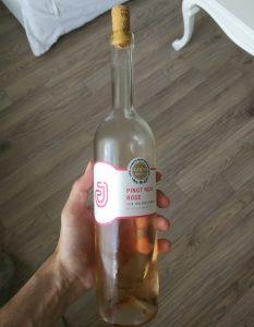 Jelna Pinot Noir rosé