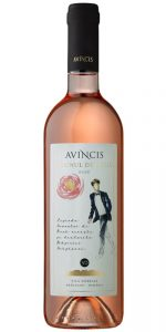 The most affordable Romanian rosé wine