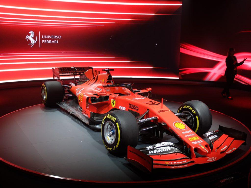 Universo Ferrari - an exclusive visit By Silviu Tolu