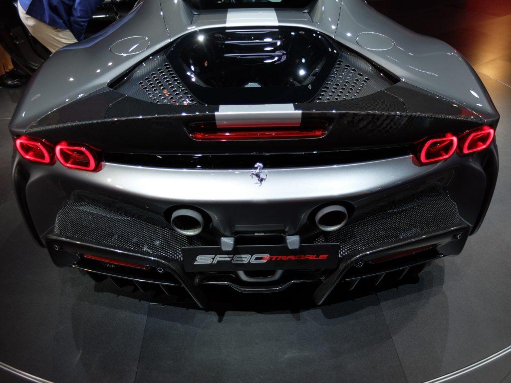 Visit to Universo Ferrari on www.silviutolu.com