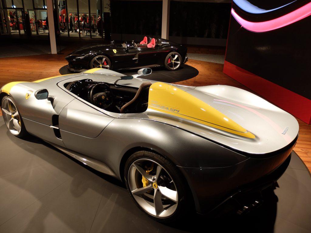 Universo Ferrari - The Exclusive Visit
