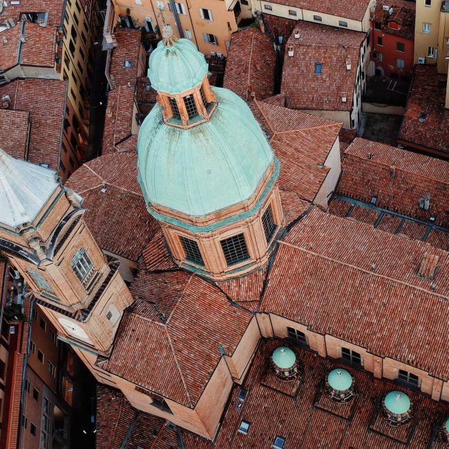 One day in Bologna - by Silviu Tolu