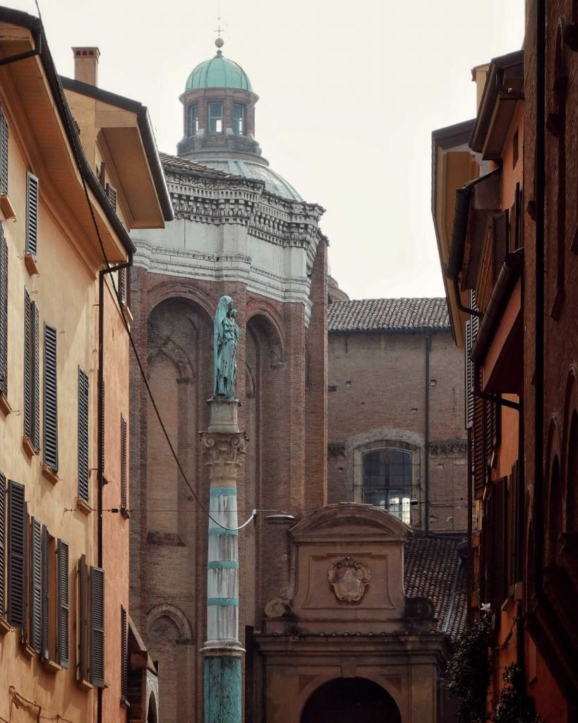 One day in Bologna by Silviu Tolu