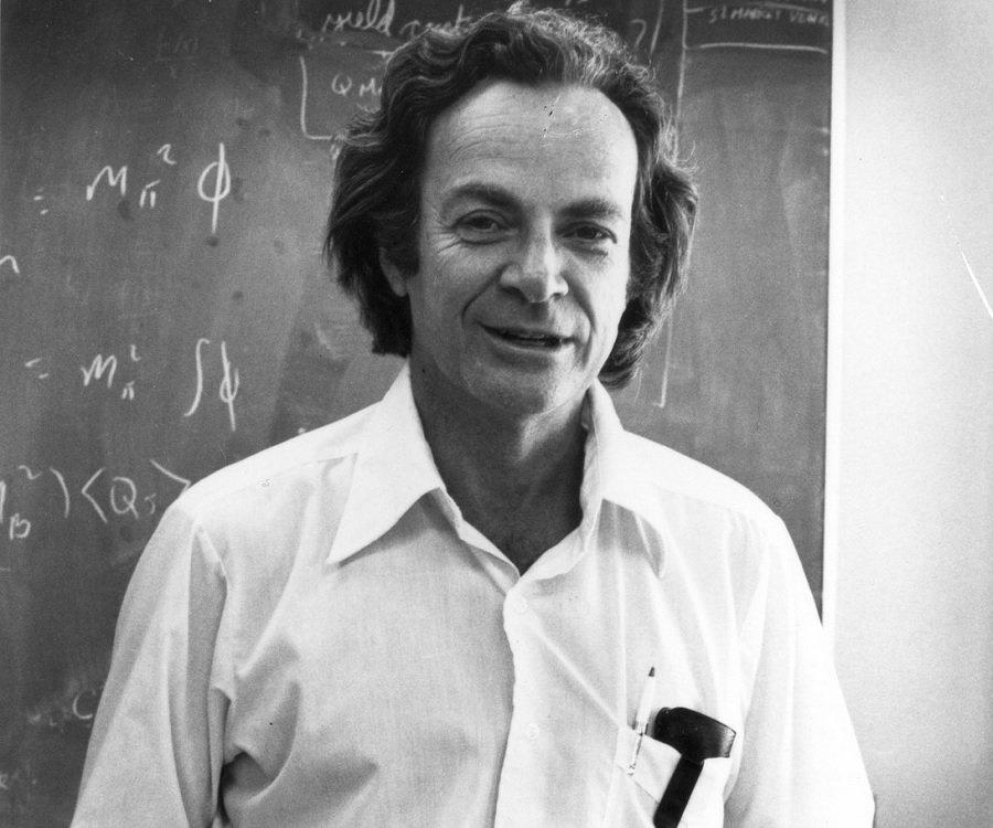 Richard Feynman silviutolu.com