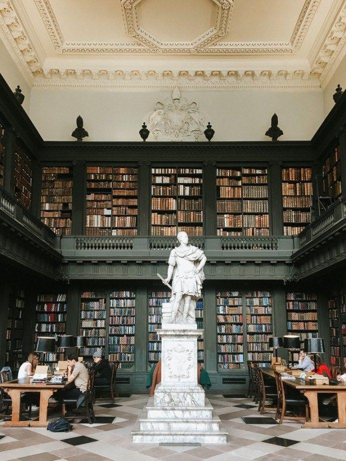 Bibliophilia - Monday's Moodboard / Silviu Tolu