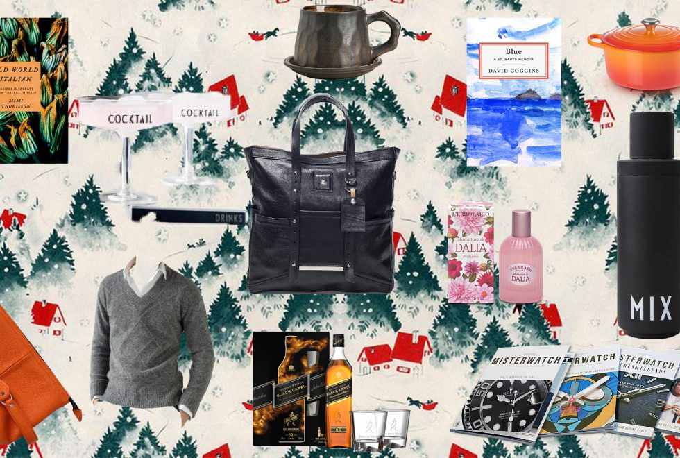 Christmas Gift Guide by Silviu Tolu