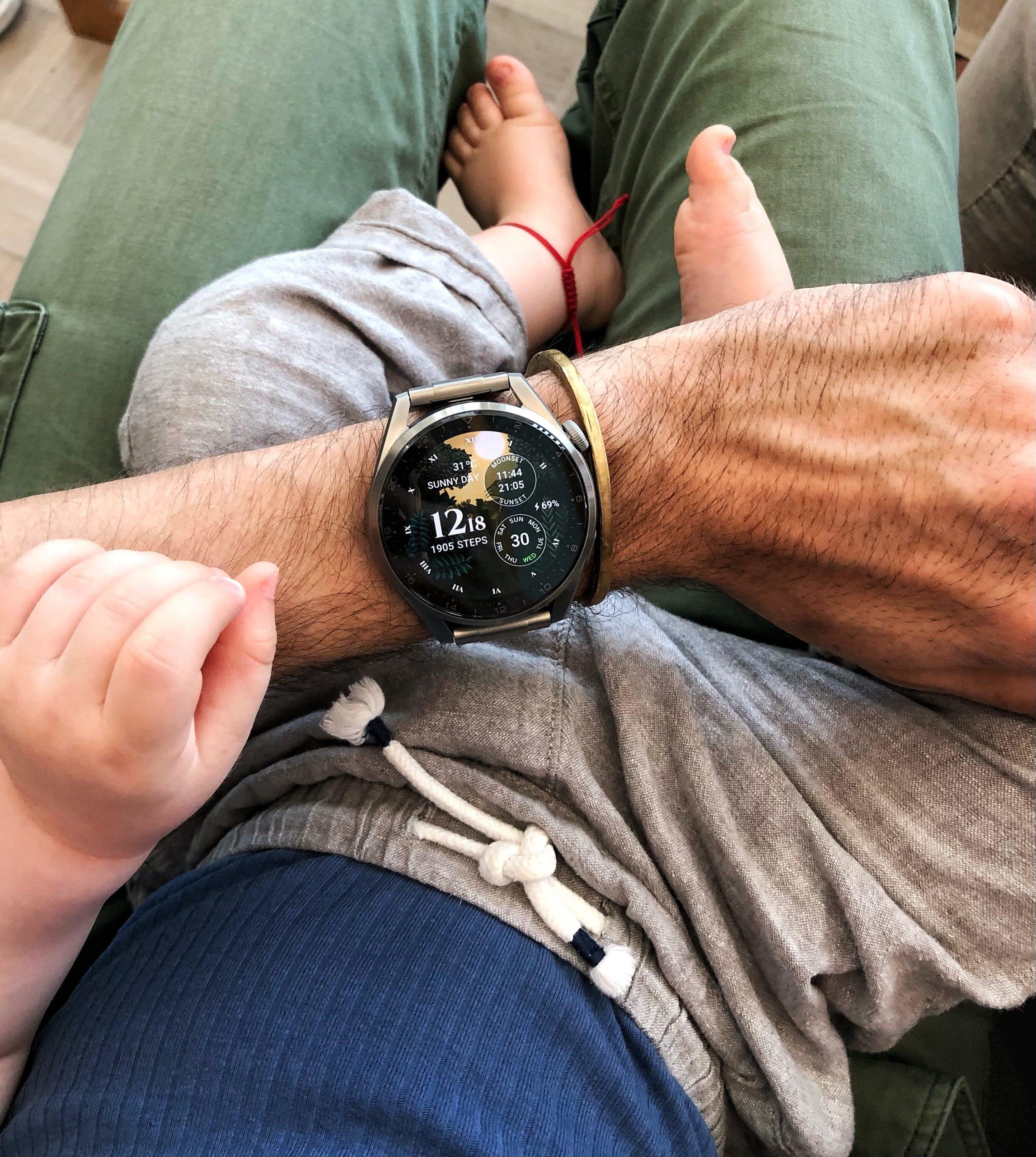 Huawei Watch 3 Pro - Silviu Tolu